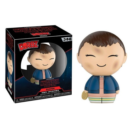 Dorbz 386: Stranger Things – Eleven