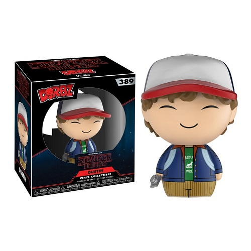Dorbz 389: Stranger Things – Dustin