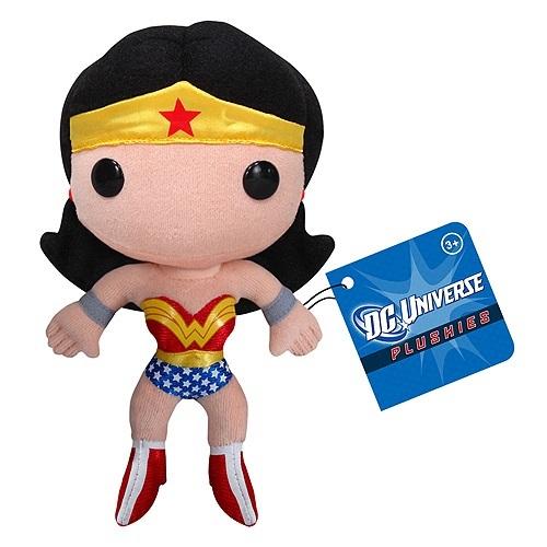 Plush: DC Comics - Wonder Woman