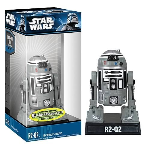 Bobblehead: Star Wars – R2-Q2 Droid (EE Exclusive)