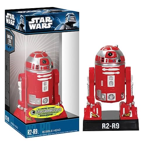 Bobblehead: Star Wars - R2-R9 Droid (EE Exclusive)