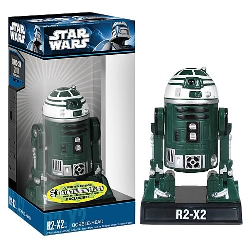 Bobblehead: Star Wars - R2-X2 Droid (EE Exclusive)