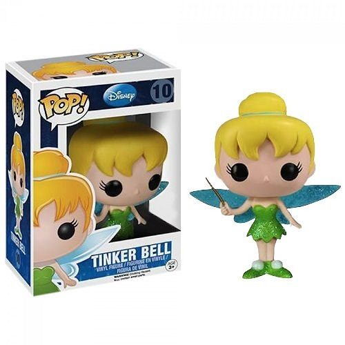 Funko Pop! Disney 10: Tinker Bell (Diamond Glitter) iEX