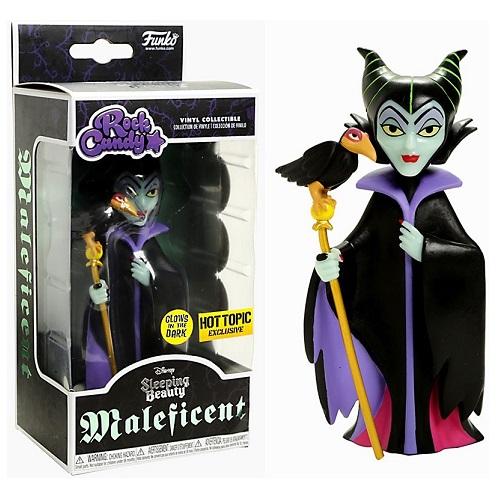 Rock Candy: Disney - Maleficent [GitD]