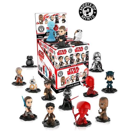 Mystery Mini: Star Wars The Last Jedi (Walgreens EX)
