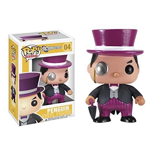 Funko Pop! Heroes 04: Penguin