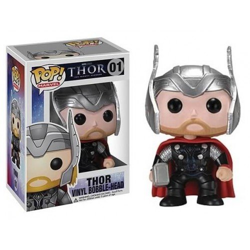 Funko Pop! Marvel 01: Thor