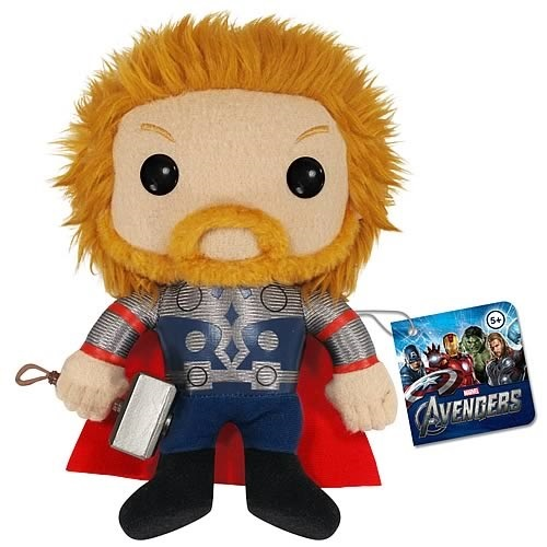 Plush Marvel: Classic Avengers - Thor