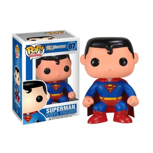 Funko Pop! Heroes 07: Superman