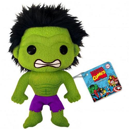 Plush Marvel: Classic Hulk