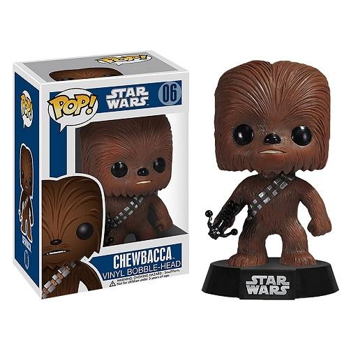 Funko Pop! Star Wars 06: Chewbacca