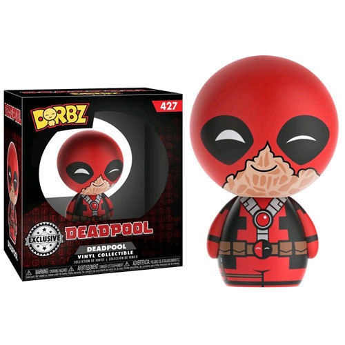 Dorbz 427: Deadpool [Torn Mask] (iEX)