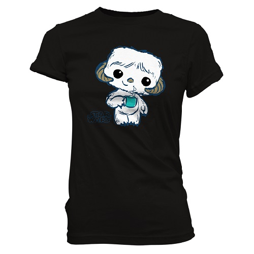 SuperCute Tees: Star Wars - Wampa Drink (XS)