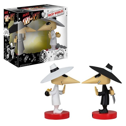 Bobblehead: Mad Magazine Spy vs. Spy [2-Pack]