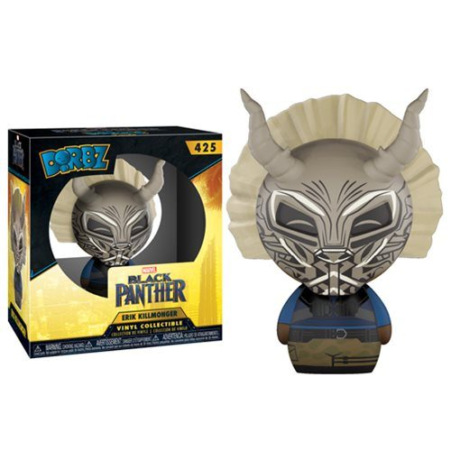 Dorbz 425: Black Panther – Erik Killmonger
