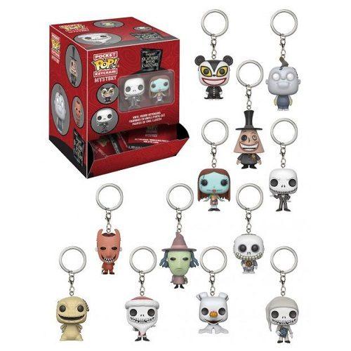 Pocket Pop! Key Chain: Nightmare Before Christmas (Blindbag)