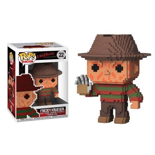 Funko Pop! 8-Bit 22: Freddy Krueger