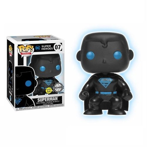 Funko Pop! Movies: DC - Justice League - Superman Silhouette