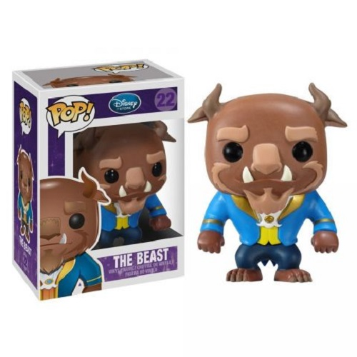 Funko Pop! Disney 22: Beauty and the Beast – The Beast