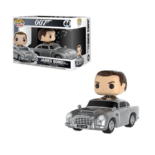 Funko Pop! Rides 44: 007 – Sean Connery in Aston Martin