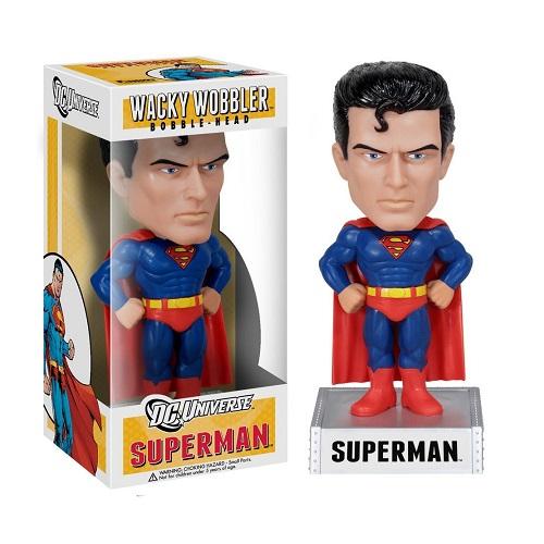 Wacky Wobbler: DC Comics - Superman