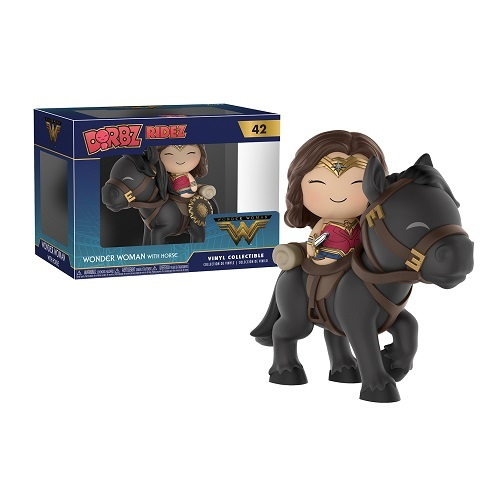 Dorbz Ridez 42: DC Heroes - Wonder Woman on Horse