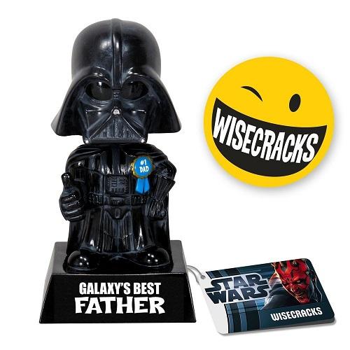 """Wisecrack: Star Wars - Darth Vader """"Galaxy's #1 Father"""""""