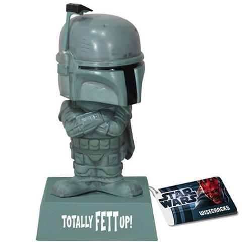 """Wisecrack: Star Wars - Boba Fett """"Totally Fett Up!"""""""