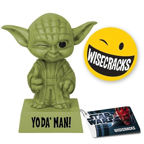 """Wisecrack: Star Wars – Yoda """"Yoda' Man"""""""