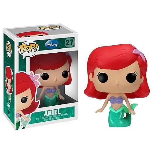 Funko Pop! Disney 27: Ariel [Vinyl Figure]