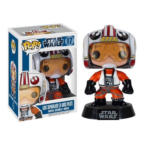 Funko Pop! Star Wars 17: Luke Skywalker [X-Wing Pilot]