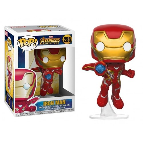 Funko Pop! Marvel 285: Avengers Infinity War – Iron Man