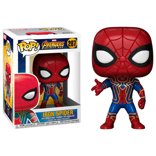 Funko Pop! Marvel 287: Avengers Infinity War - Iron Spider