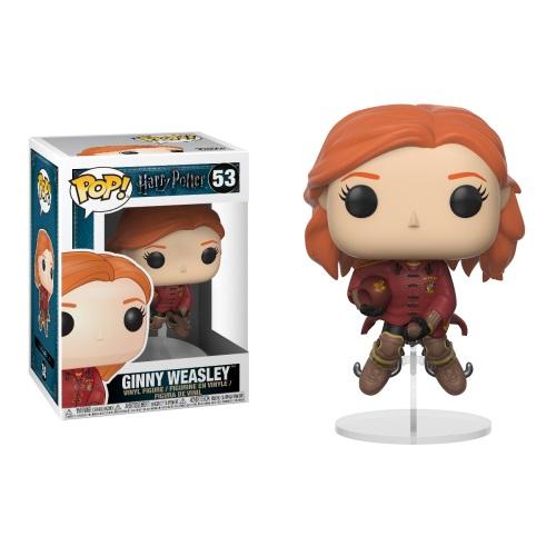 Funko Pop! Harry Potter 53: Ginny Weasley on Broom