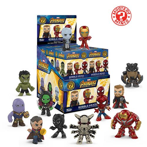 Mystery Mini: Avengers Infinity Wars