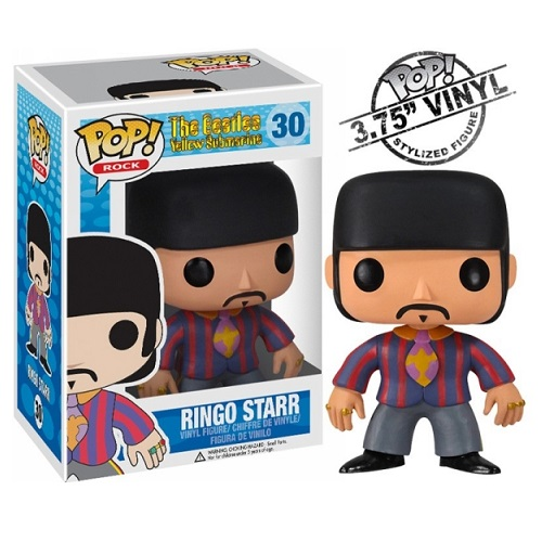 Funko Pop! Rocks 30: Beatles – Ringo Starr