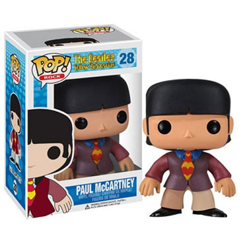 Funko Pop! Rocks 28: Beatles - Paul McCartney