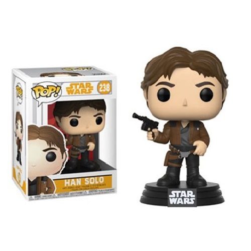 Funko Pop! Star Wars 238: SOLO – Han Solo