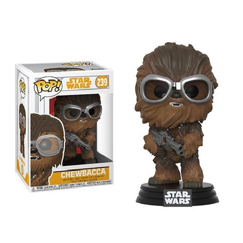 Funko Pop! Star Wars 239: SOLO – Chewbacca