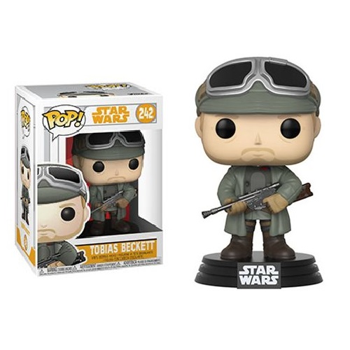 Funko Pop! Star Wars 242: SOLO - Tobias Beckett