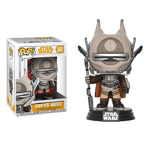 Funko Pop! Star Wars 247: SOLO - Enfys Nest