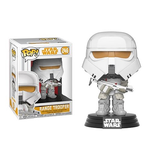 Funko Pop! Star Wars 246: Han SOLO S1 – Range Trooper