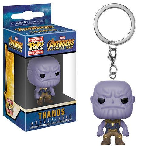 Pocket Pop! Key Chain: Marvel Avengers Infinity War - Thanos