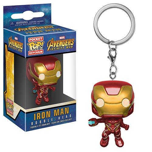 Pocket Pop! Key Chain: Marvel Avengers Infinity War - Iron Man