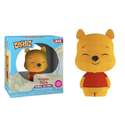 Dorbz Disney 445: Winnie the Pooh S1 - Pooh (Flocked) (IE)