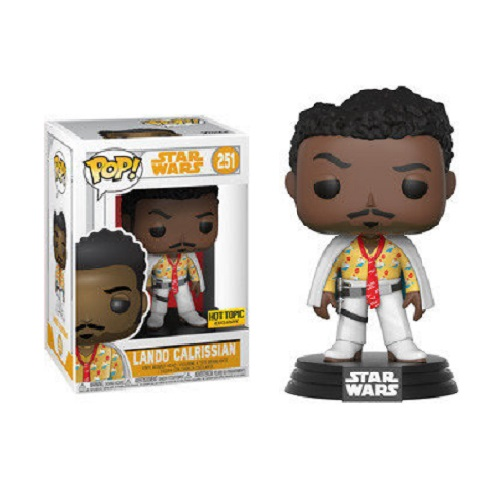 Funko Pop! Star Wars 251: Lando Calrissian (iEX)