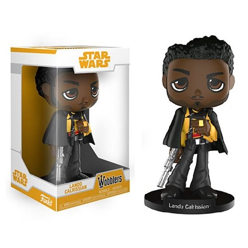 Wobblers Bobble-Heads: Star Wars SOLO - Lando Calrissian