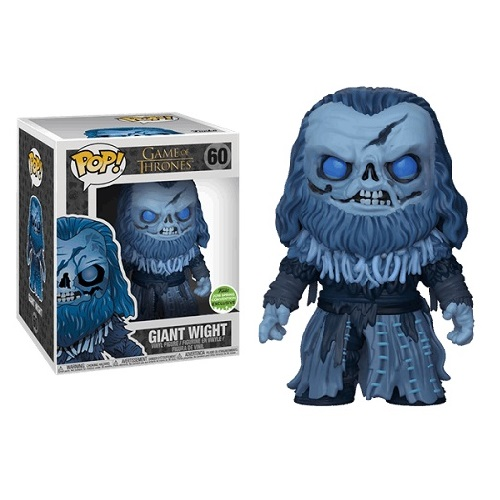 Funko Pop! TV 60: Game of Thrones – Giant Wight