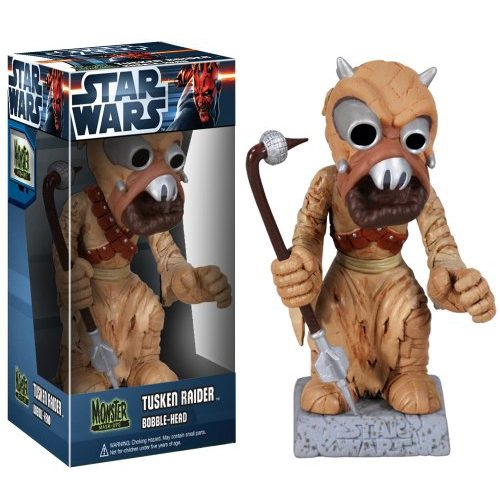 Bobble Head: Star Wars Monster Mash-Up - Tusken Raider