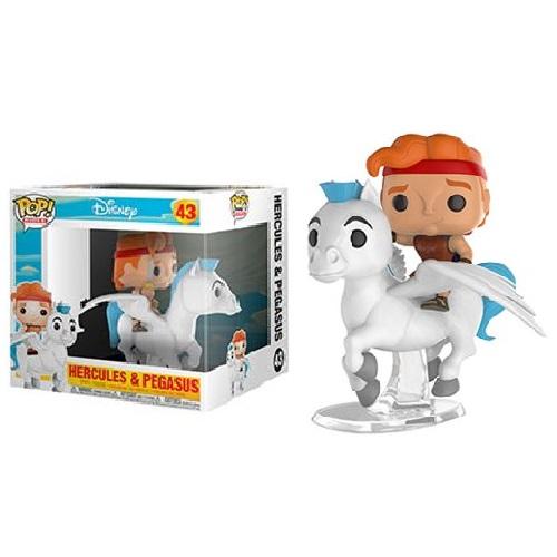 Funko Pop! Rides Disney 43: Hercules - Hercules and Pegasus